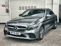 2020 Mercedes-Benz C Class C200d AMG Line Edition Premium 4dr Auto SALOON Diesel