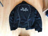 Frank Thomas Ladies Cordura Waterproof Motorcycle Suit