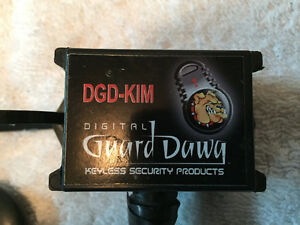 Victory Cross Country Digital Guard Dawg Keyless Ignition