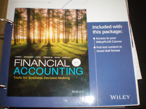 Financial Accounting Seventh Addition + Wiley
