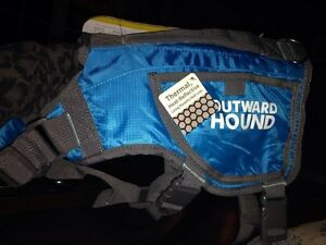 Dog - Outward Hound Thermal, Heat-Reflective Vest St. John's Newfoundland image 1