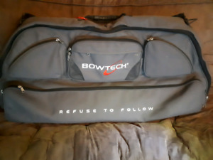 Compound Bow and BowTech Case