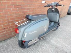 ROYAL ALLOY GT200 LC SCOOTER