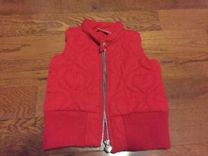 Girls 12 month vest