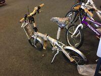 Muddyfox switch16 folding bike new