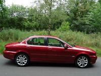 2008 58 Jaguar X-TYPE 2.2D 143 bhp DPF auto SE..HIGH SPECIFICATION..STUNNING !!