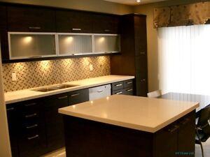 Marble, Granite & Quartz Countertops Fabricator