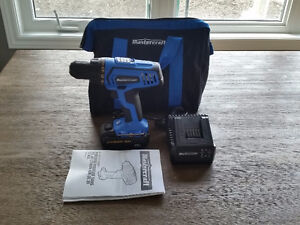 Mastercraft 20V Max Li-Ion 1/2-in Cordless 2-Speed Drill/Driver