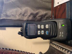 Waterproof  Icom VHF