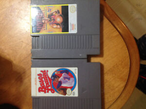 2 NES Games $5 for both