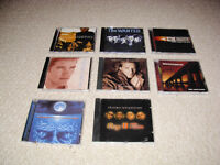 ASSORTED CDS FOR SALE!