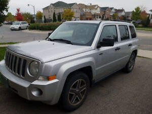 2009 Jeep Patriot North Edition with Upgrades :Negotable