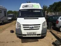 Ford Transit 2.4TDCi Duratorq ( 115PS ) 350EL ( SRW ) ( H/Roof ) 350 LWB EL