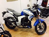 Brand New lexmoto Venom 125 **** Come Two years warranty ***