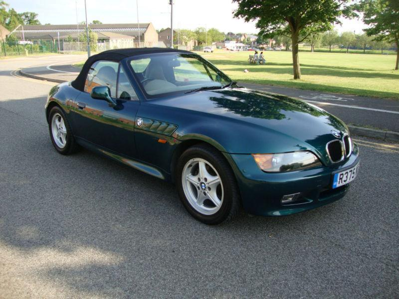bmw z3 1 9 auto leather in colchester essex gumtree. Black Bedroom Furniture Sets. Home Design Ideas