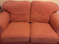 2 Seater Sofa-20.00 if gone today