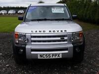 Land Rover Discovery 3 2.7TD V6 auto SE *heated leather* nav *55 plate