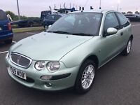 ROVER 25 1.4 PETROL 12 MONTHS MOT TIMING KIT CHANGED DRIVE AWAY GOOD RUNNER 2001