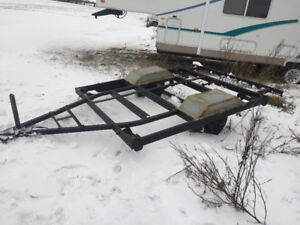 Frame/Chassis tente-roulotte