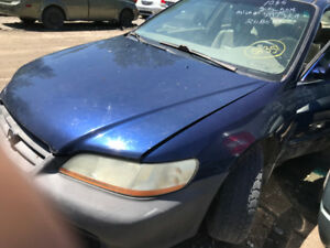 2002 Honda Accord  ** FOR PARTS ** INSIDE & OUTSIDE **