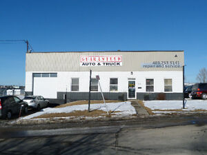 FOR LEASE: 6,000 SQ FT FREE STANDING BUILDING WITH I-C ZONING