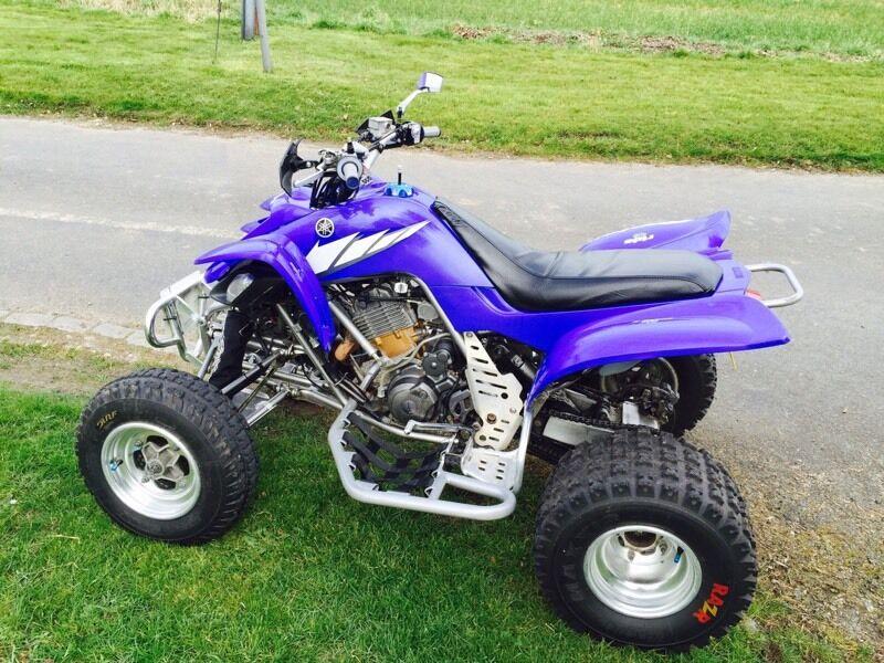 Yamaha Raptor   Big Bore Kit