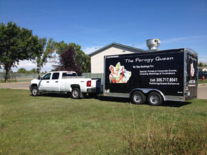 Kitchen On Wheels - 8 x 14 ft Food Trailer - NOW $45,995.00