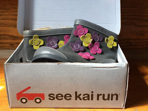 Quality, Adorable Girl's See Kai Run Boots