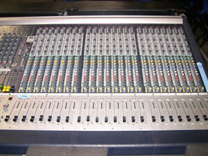 MH3 48 Channel Mixing Console
