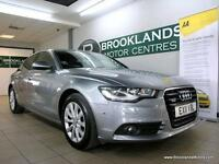 Audi A6 3.0 TDI QUATTRO SE S TRONIC Auto [4X SERVICES, SAT NAV, LEATHER, PARK AS