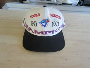 BLUE JAYS 1993 CHAMPIONSHIP HAT Peterborough Peterborough Area image 1