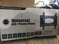 Universal TV mount bracket
