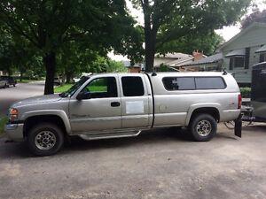 8' pickup topper
