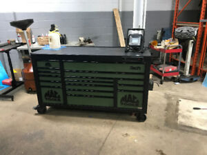 Mac tool box and cart