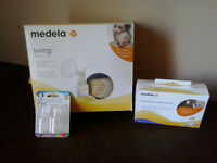BREASTPUMP FOR SALE PLUS EXTRAS