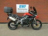 Triumph Tiger 800 Motorbikes Scooters For Sale Gumtree