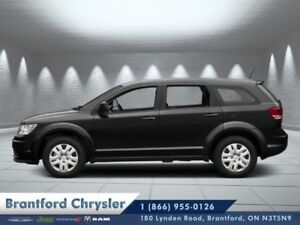 2018 Dodge Journey Canada Value Pkg  - $185.94 B/W