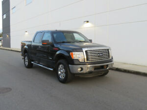2012 Ford F-150 SuperCrew XTR Pickup Truck ecoboost