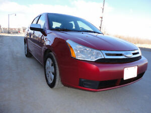 2010 Ford Focus SE 2.0   (GREAT CONDITION)    $3200.