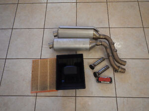 2007 Ducati Monster S2R1000 Stock Parts