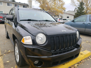 Jeep compass 2007!  ONLY 4200
