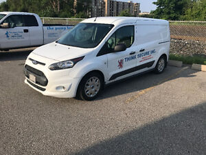 2015 Ford Transit Connect XLT Minivan, Van