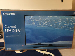 SMART Crved 65 inch. UHD