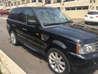 2008 Range Rover sport :: Accident Free :: Immaculate condition