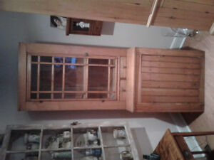 Flat to the wall cupboard for sale