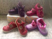 Clarkes Girls Shoes Toddler Child