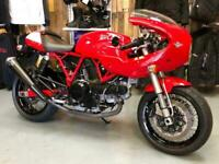 Ducati Sport Classic 1000s ONLY 6k miles!
