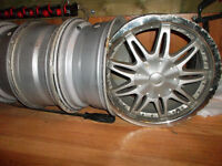 15 in vw and other alloy mag wheels rims