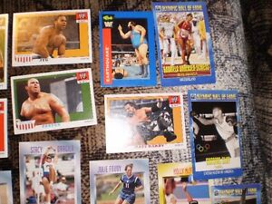 1990's WRESTLING plus OTHER SPORTS CARDS, 25 cards for $10 Prince George British Columbia image 5