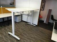 Electric Height Adjustable Sit Stand Desks